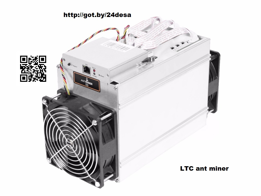 Litecoin mining equipment