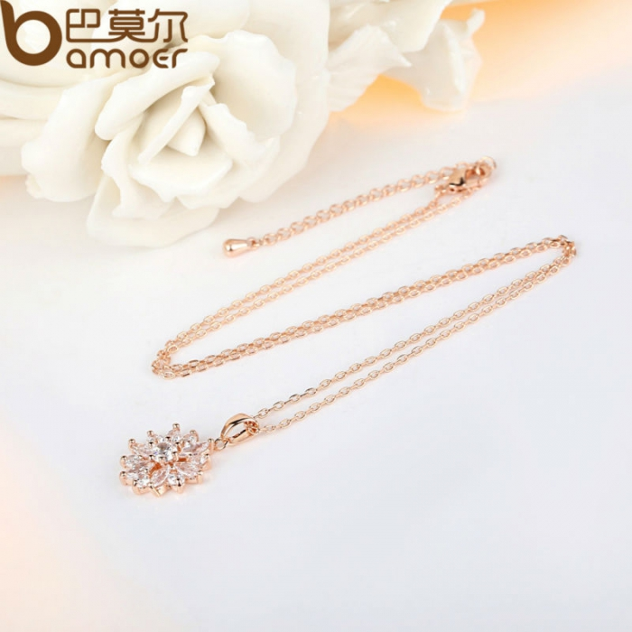 Real-Gold-Plated-Flower-Necklaces-Pendants-with-High-Quality-Cubic-Zircon-For-Women3