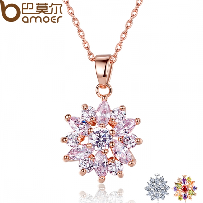 Real-Gold-Plated-Flower-Necklaces-Pendants-with-High-Quality-Cubic-Zircon-For-Women6